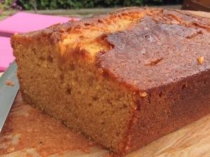 Gluten free Treacle Cake