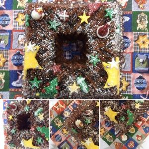 Gluten Free Christmas Bundt