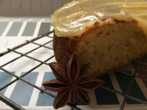 Gluten Free Anise and Lemon Cake