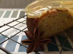 Gluten Free Anise and Lemon Cake
