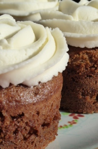 Gluten Free Carrot Cakes
