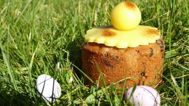 Gluten Free Easter Simnel Cake