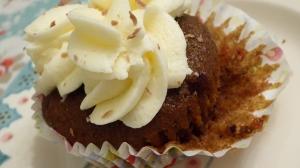 GF Sticky Caramel Cupcakes