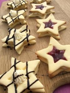 Gluten Free Star Biscuits