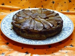 gluten-free-toffee-apple-upside-cake